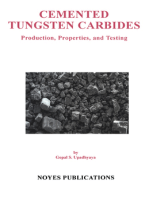Cemented Tungsten Carbides