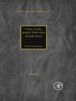 Cu(In1-xGax)Se2 Based Thin Film Solar Cells