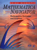 Mathematica Navigator: Mathematics, Statistics and Graphics
