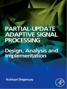 Partial-Update Adaptive Signal Processing: Design Analysis and Implementation