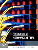 Architecture of Network Systems