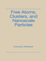 Free Atoms, Clusters, and Nanoscale Particles