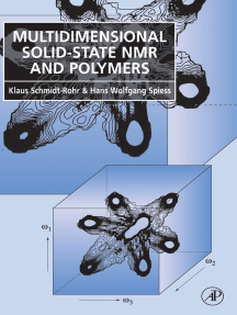 Multidimensional Solid-State NMR and Polymers