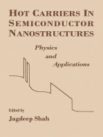 Hot Carriers in Semiconductor Nanostructures: Physics and Applications