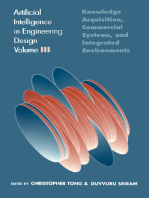 Artificial Intelligence in Engineering Design: Volume III: Knowledge Acquisition, Commercial Systems, And Integrated Environments
