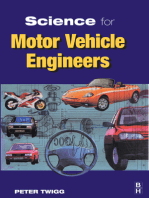 Science for Motor Vehicle Engineers