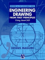 Engineering Drawing from First Principles: Using AutoCAD