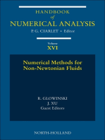 Numerical Methods for Non-Newtonian Fluids: Special Volume
