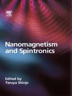 Nanomagnetism and Spintronics