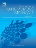 Advances in Nanoporous Materials