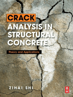 Crack Analysis in Structural Concrete: Theory and Applications