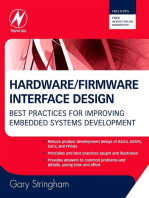 Hardware/Firmware Interface Design