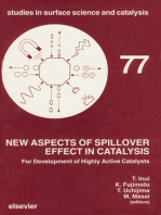 New Aspects of Spillover Effect in Catalysis