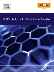 Ifrs: a quick reference guide: a quick reference guide e-kitap.