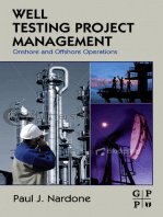 Well Testing Project Management: Onshore and Offshore Operations