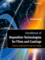 Handbook of Deposition Technologies for Films and Coatings: Science, Applications and Technology