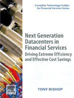 Next Generation Data Centers in Financial Services