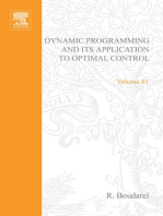 Dynamic Programming and Its Application to Optimal Control