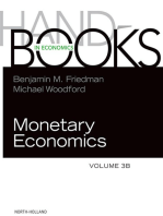 Handbook of Monetary Economics