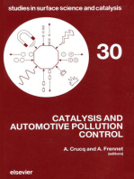 Catalysis and Automotive Pollution Control