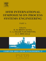10th International Symposium on Process Systems Engineering - PSE2009: Part A