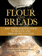 Flour and Breads and their Fortification in Health and Disease Prevention