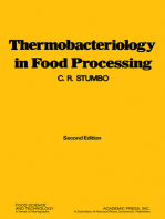 Thermobacteriology in Food Processing