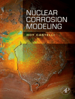 Nuclear Corrosion Modeling