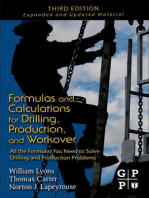 Formulas and Calculations for Drilling, Production, and Workover