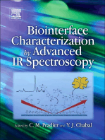 Biointerface Characterization by Advanced IR Spectroscopy