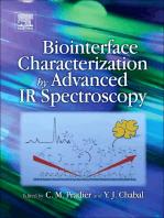 Biointerface Characterization by Advanced IR Spectroscopy