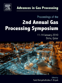 Proceedings of the 2nd Annual Gas Processing Symposium: Qatar, January 10-14, 2010
