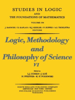 Logic, Methodology and Philosophy of Science VI