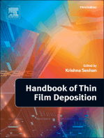 Handbook of Thin Film Deposition