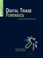 Digital Triage Forensics
