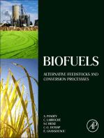 Biofuels: Alternative Feedstocks and Conversion Processes