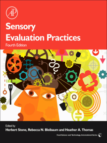 Sensory Evaluation Practices