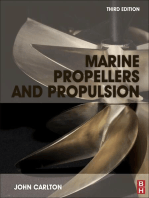 Marine Propellers and Propulsion