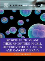 Growth Factors and Their Receptors in Cell Differentiation, Cancer and Cancer Therapy