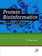 Protein Bioinformatics