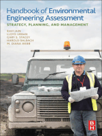 Handbook of Environmental Engineering Assessment