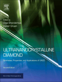 Ultrananocrystalline Diamond: Synthesis, Properties and Applications