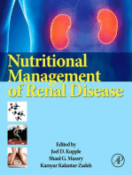 Nutritional Management of Renal Disease