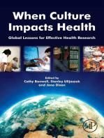 When Culture Impacts Health