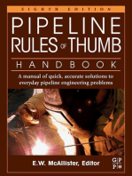 Pipeline Rules of Thumb Handbook