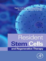 Resident Stem Cells and Regenerative Therapy