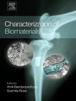 Characterization of Biomaterials