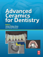 Advanced Ceramics for Dentistry
