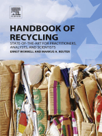 Handbook of Recycling