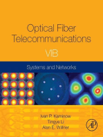 Optical Fiber Telecommunications Volume VIB: Systems and Networks
